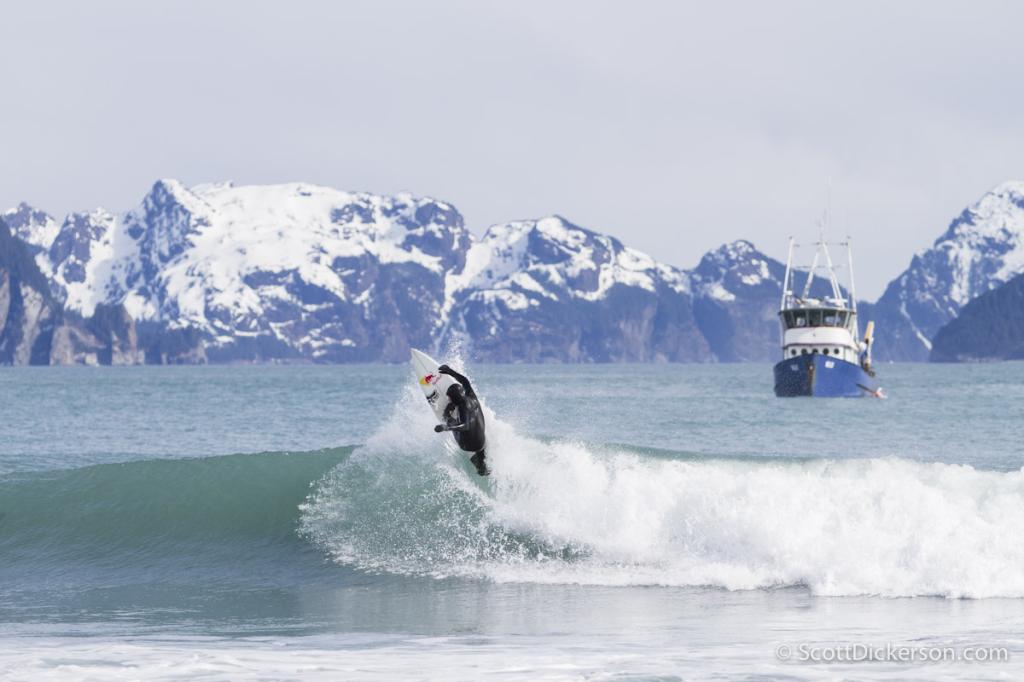 surfing machine