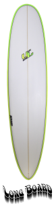 Long Board Top With Logo